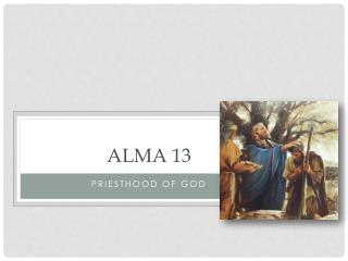 Alma 13