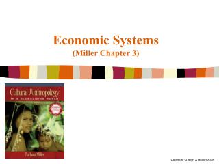 Economic Systems (Miller Chapter 3)