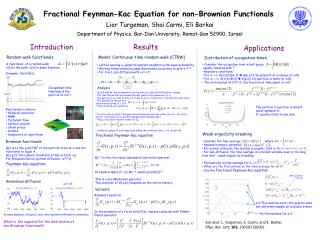 Fractional Feynman-Kac Equation for non-Brownian Functionals