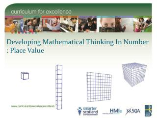 Developing Mathematical Thinking In Number : Place Value