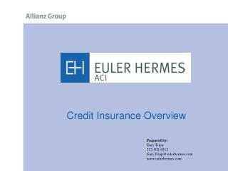 Credit Insurance Overview