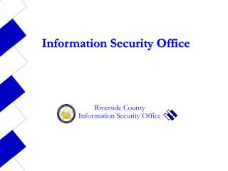 Information Security Office