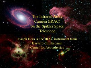 The Infrared Array Camera (IRAC)  on the Spitzer Space Telescope