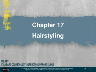 Chapter 17 Hairstyling
