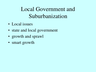 What is Smart Growth