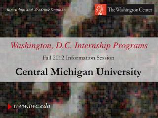 Washington, D.C. Internship Programs