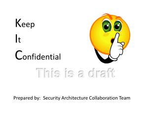 K eep I t C onfidential