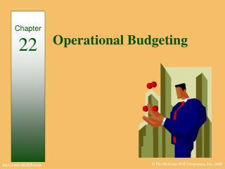 Operational Budgeting
