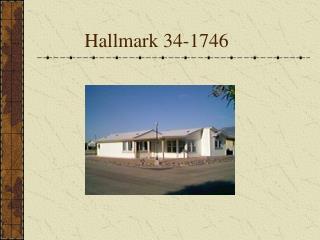 Hallmark 34-1746