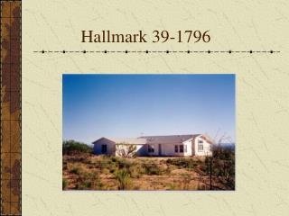 Hallmark 39-1796