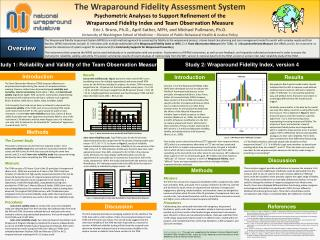 The Wraparound Fidelity Assessment System Psychometric Analyses to Support Refinement of the
