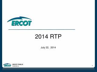 2014 RTP July 22,  2014