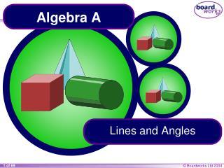 Algebra A