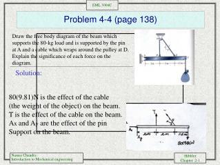 Problem 4-4 (page 138)