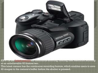 Latest digital camera online