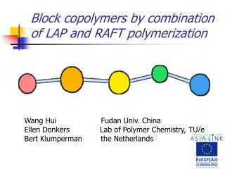 Block copolymers by combination of LAP and RAFT polymerization