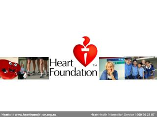 Our motivation Cardiovascular disease remains the number one cause of death in Australia.