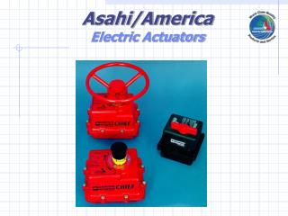 Asahi/America Electric Actuators
