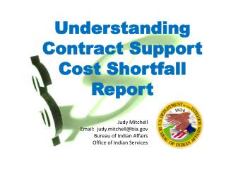 Understanding Contract Support Cost Shortfall Report