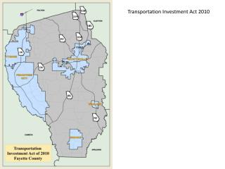 Transportation Investment Act 2010