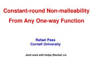 Rafael Pass Cornell University