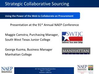 Strategic Collaborative Sourcing