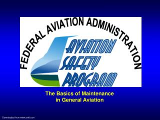 The Basics of Maintenance in General Aviation