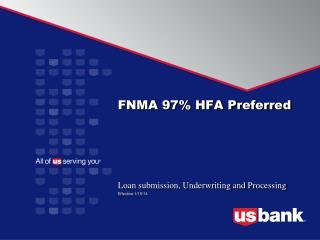 FNMA 97% HFA Preferred