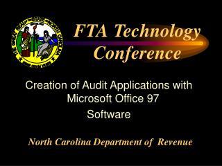 FTA Technology Conference