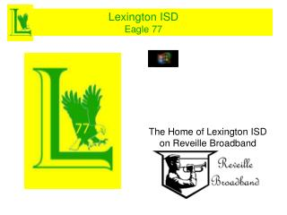 Lexington ISD Eagle 77