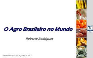 Ribeirão Preto/SP, 01 de junho de 2012