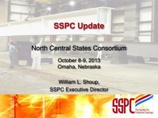 SSPC Update