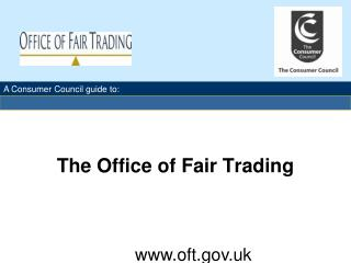 The Office of Fair Trading