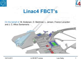 Linac4 FBCT's