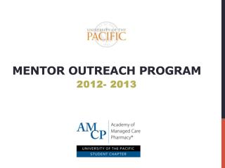 Mentor Outreach Program