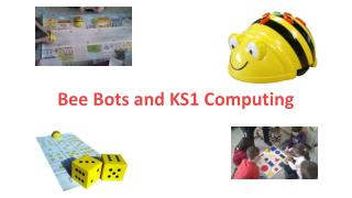 Bee Bots and KS1 Computing