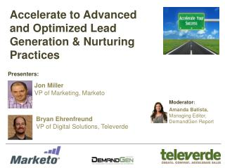 Advanced Lead Nuturing - Televerde