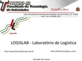 LOGISLAB - Laboratório de  Logística