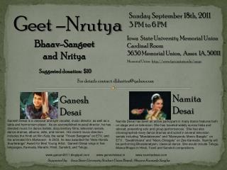 Geet �Nrutya