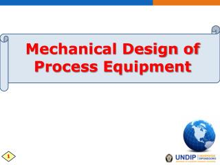 Mechanical Design of Process Equipment