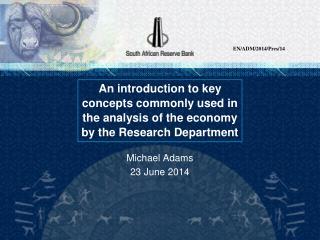 Michael Adams 23 June 2014