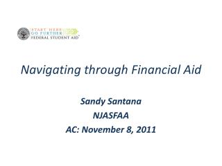 Navigating through Financial Aid