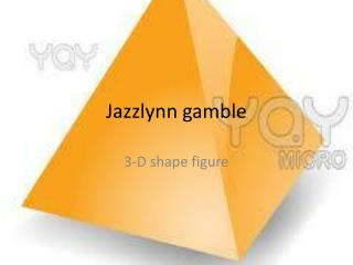 Jazzlynn  gamble
