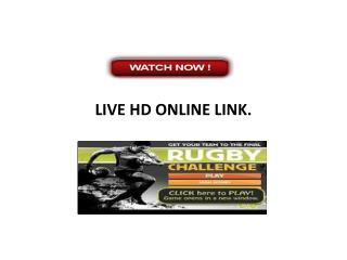 Watch USAP Perpignan vs RC Toulon Live HD Rugby TV