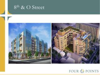 8 th  & O Street
