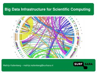 Big Data Infrastructure for Scientific Computing