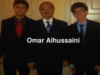 Omar Alhussaini