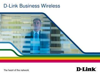 D-Link Business Wireless