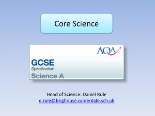 Core Science