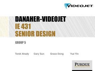 Danaher-VIDEOJET
